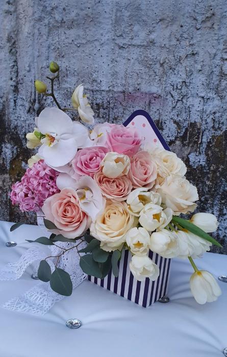 Plic cu flori Iasi 4