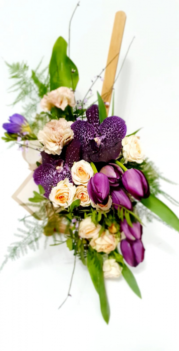 Sevalet cu flori [0]