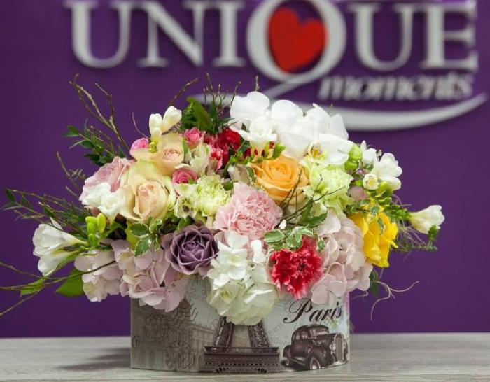 Unique flower box [0]