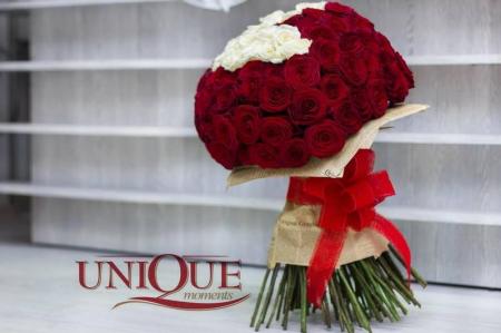 Buchet 101 trandafiri [1]