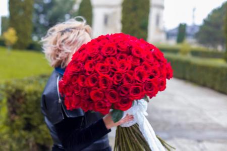 Buchet 101 trandafiri [2]