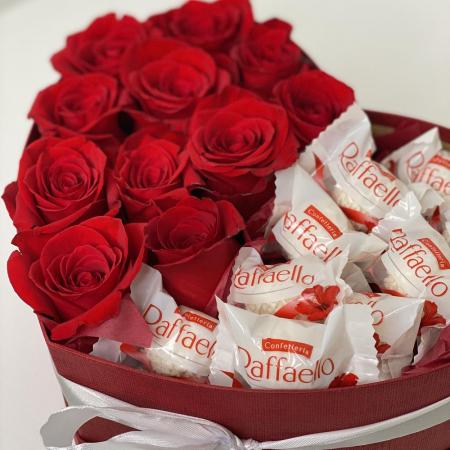 Inima trandafiri si raffaello [1]