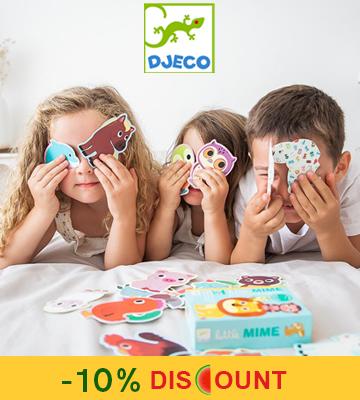 10% Djeco