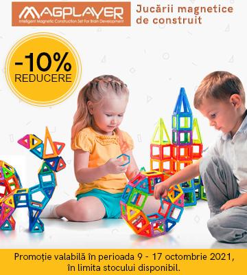 Promotie -10% MAGPLAYER 9-17 oct 2021