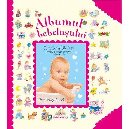 Albumul bebelusului (roz) [1]