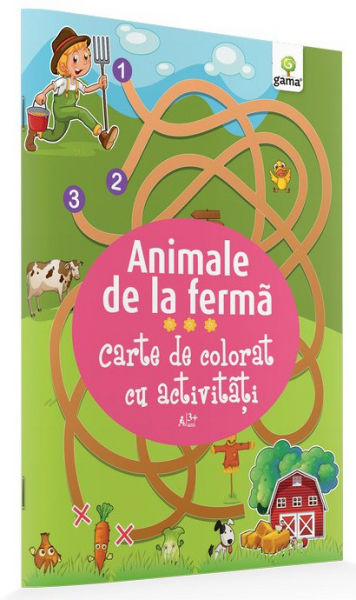 Animale de la fermă 0