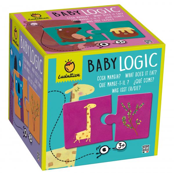 Baby Logic - CE MĂNÂNCĂ? 1
