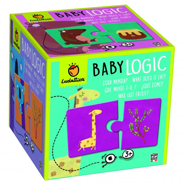 Baby Logic - CE MĂNÂNCĂ? 0