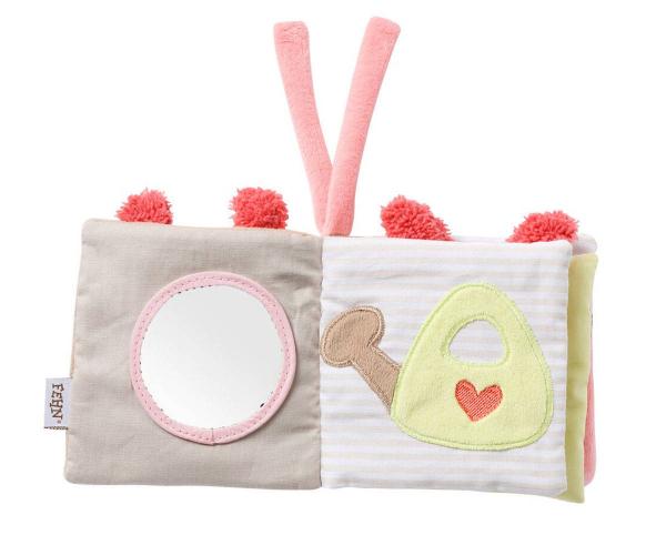 Carticica din plus pentru bebelusi - Albinuta 1