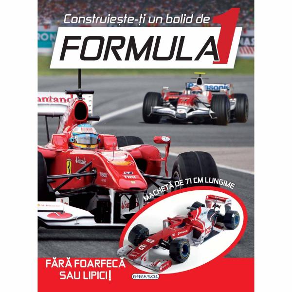 Construieste-ti un bolid de formula 1 [1]