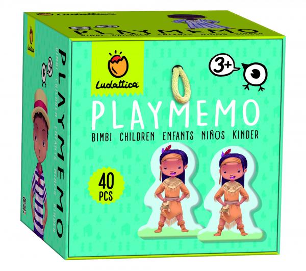 Joc De Memorie Playmemo - Copii [0]