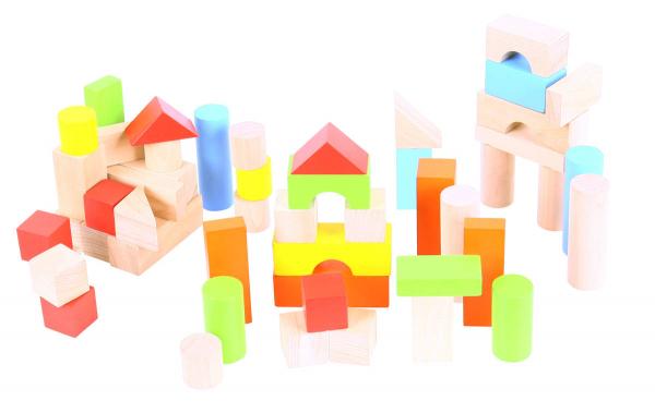 Cuburi colorate pentru construit 1