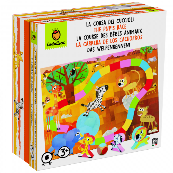 Joc De  Familie - Cursa Animalelor 0