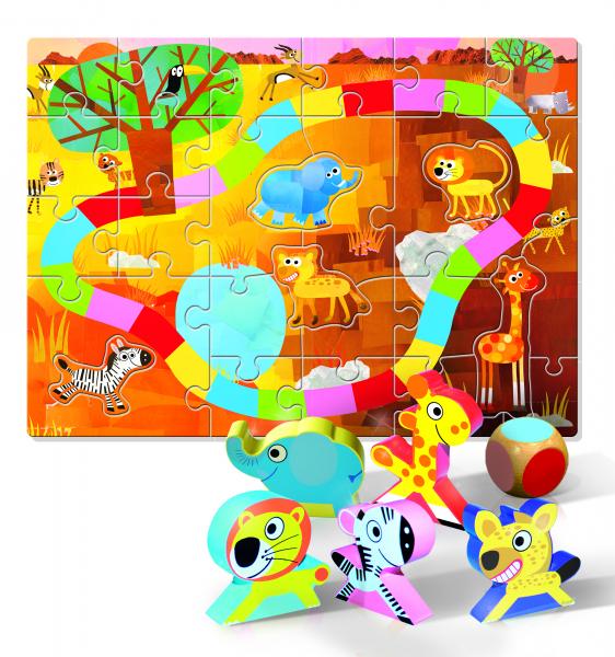 Joc De  Familie - Cursa Animalelor 1