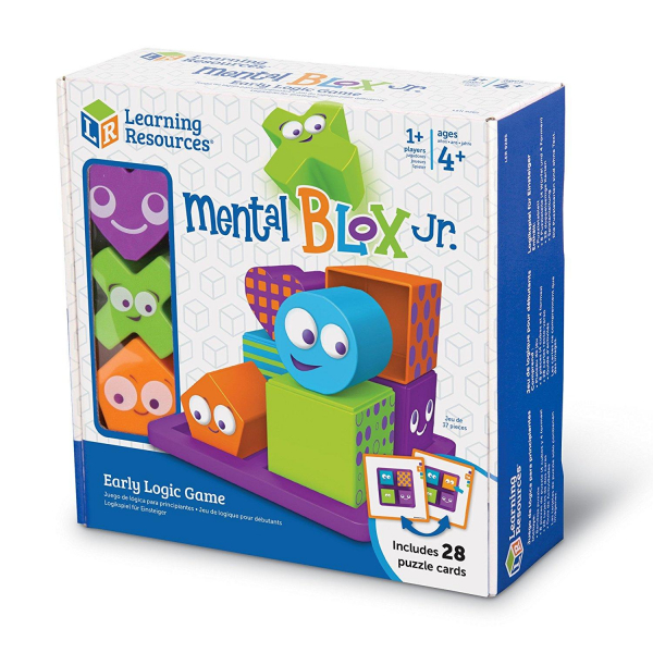 Joc de logica - Mental Blox Junior 10