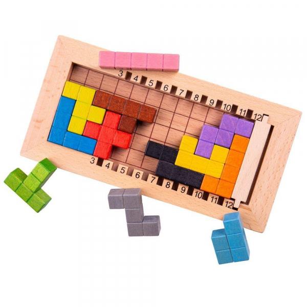 Joc de logica - Tetris 4