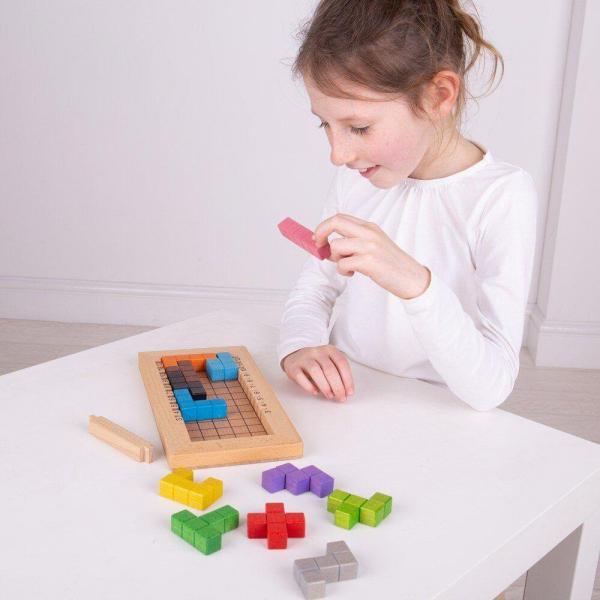 Joc de logica - Tetris 6