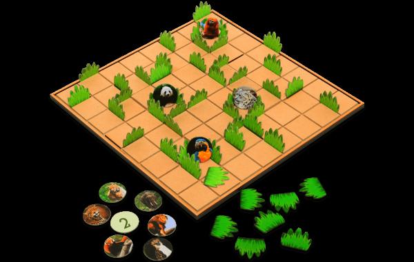 Joc de strategie - Claim and Save [1]