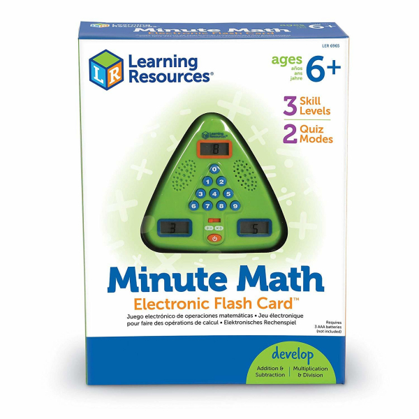 Joc electronic Minute Math 3