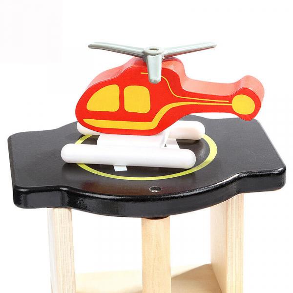 Jucarie de rol - Statie de pompieri [4]