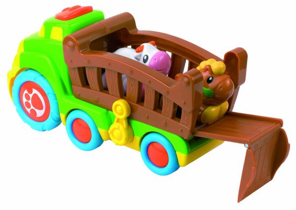 Jucarie muzicala – Camionul de la ferma [4]