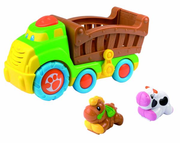 Jucarie muzicala – Camionul de la ferma [0]