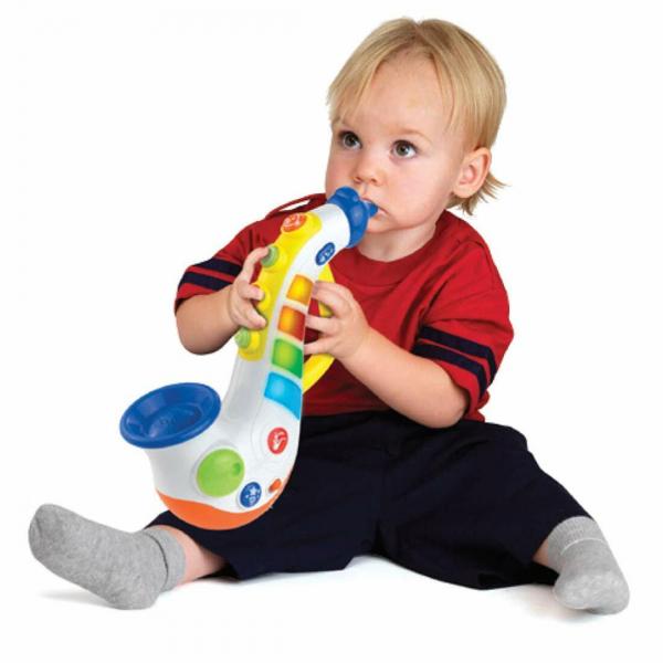 Jucarie muzicala – Primul meu saxofon 0