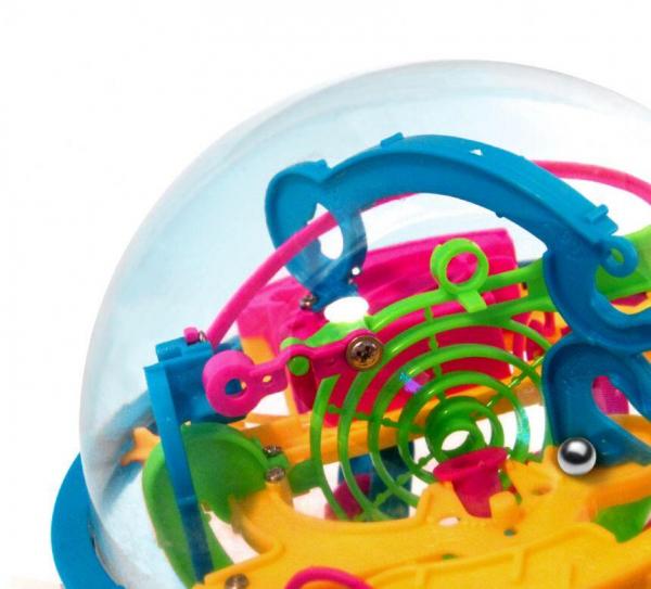 Labirint 3D Addictaball (13 cm) 1