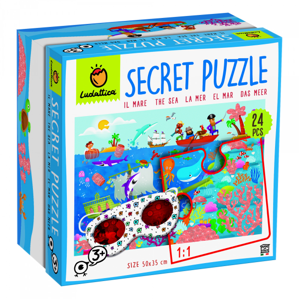 Secret Puzzle - Marea 0