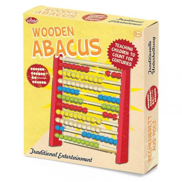 Numaratoare din lemn cu bile 1