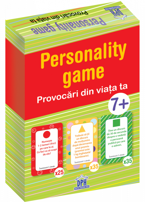 Personality game 0