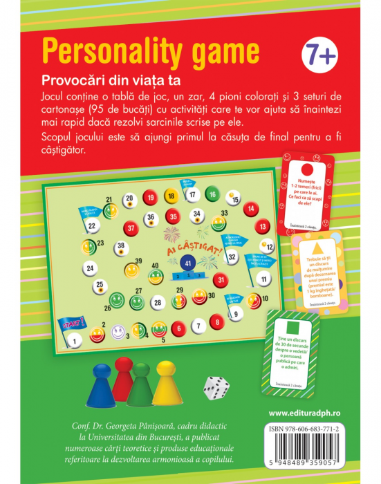 Personality game 1