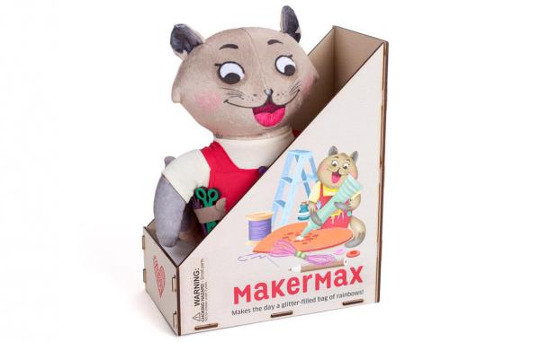 Pisicuta cu surprize - Makermax [0]