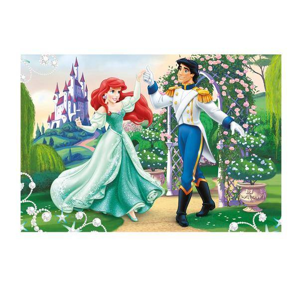Puzzle 2 in 1 - Ariel (66 piese) 1