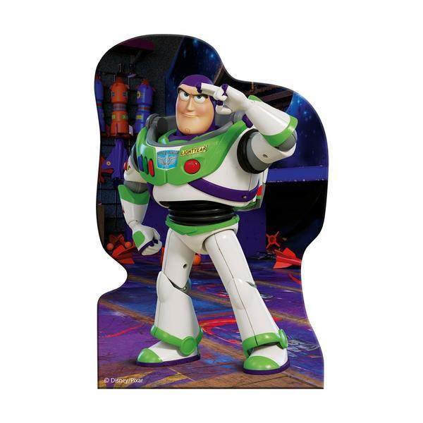 Puzzle 4 in 1 - TOY STORY 4 (54 piese) 2