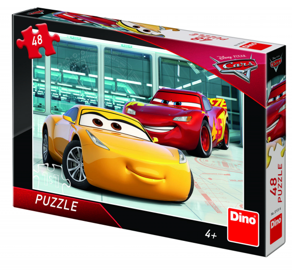 Puzzle - Cars 3 (48 piese) [0]