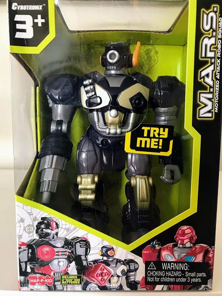 Robotel interactiv - M.A.R.S. 0
