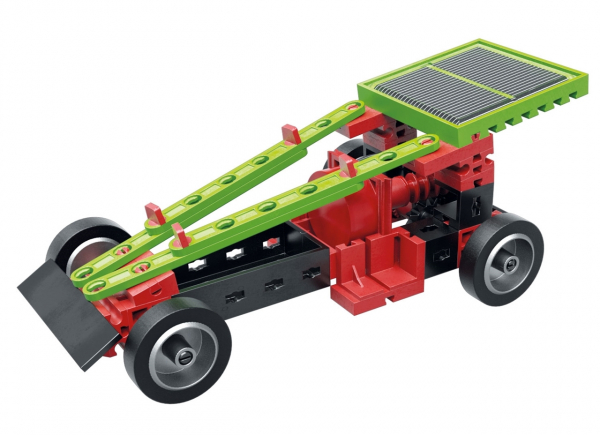 Set constructie PROFI Solar Power - 4 modele 1