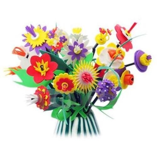Set creativ - Buchetul de flori 1