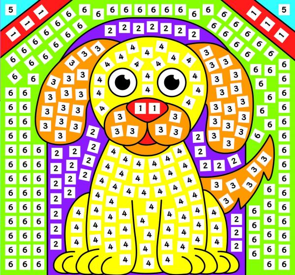 Set creativ - Mozaic 6