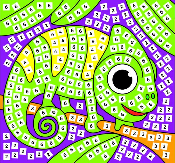 Set creativ - Mozaic 10