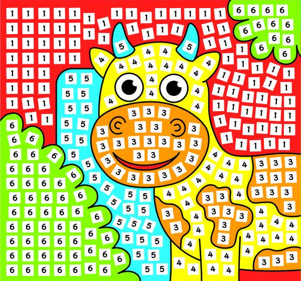 Set creativ - Mozaic 4