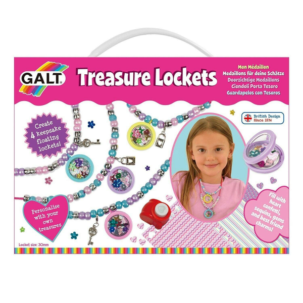 Set creativ - Treasure Lockets 0