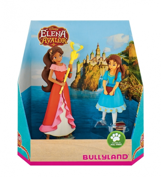 Set Elena din Avalor - 2 figurine NEW 3