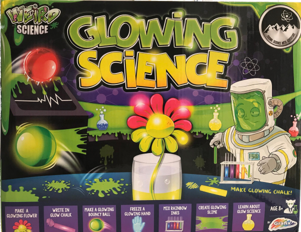 Set experimente - Glowing Science 1