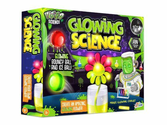 Set experimente - Glowing Science 0