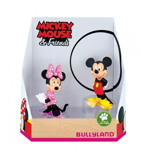 Set Minnie si Mickey 3