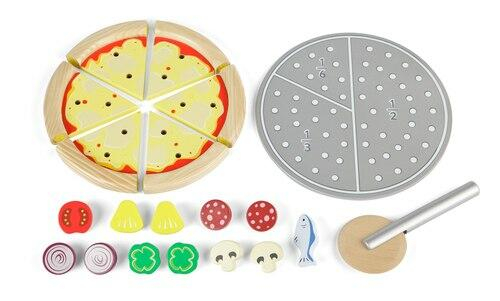 Set pizza feliata 3