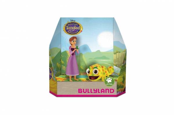 Set Rapunzel cu parul scurt - 2 figurine 0