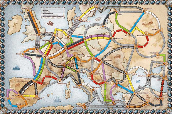 Ticket to ride - Europa 2